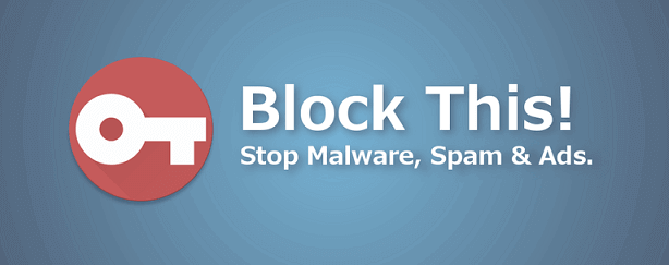 Android ad blocker