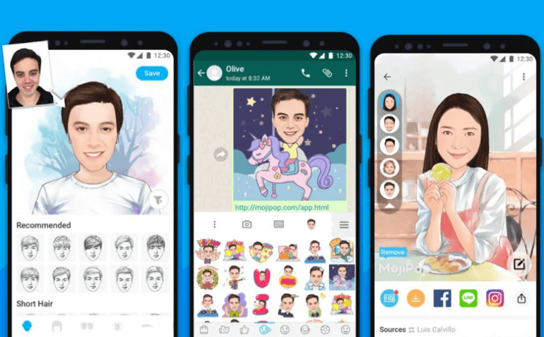 Animoji for Android
