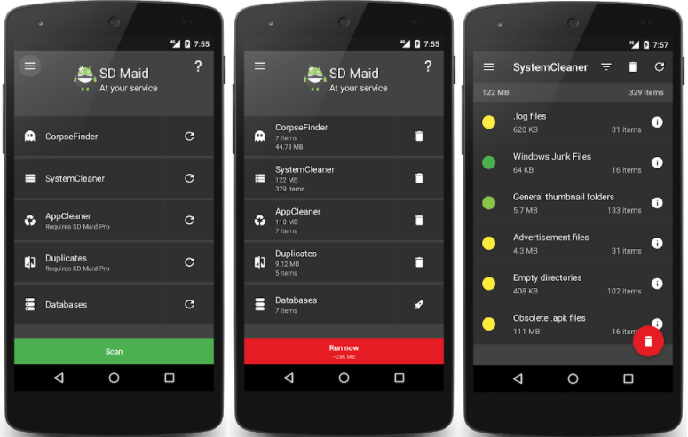 Best Android Cleaner Apps