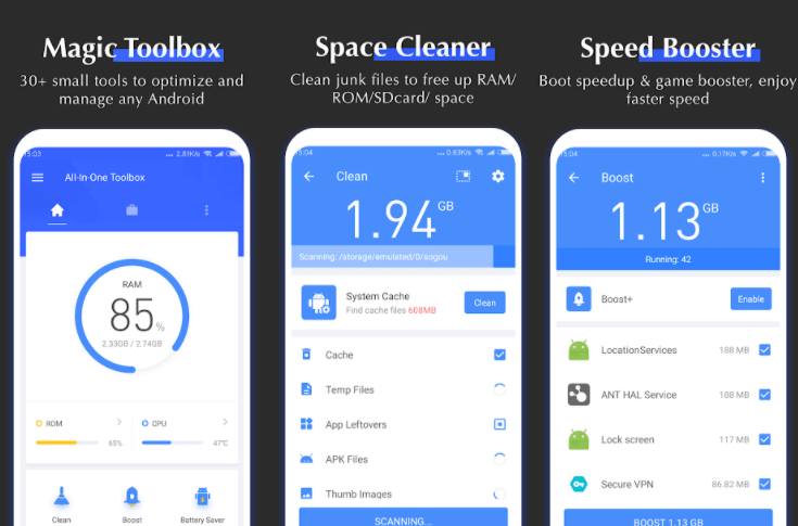 Best Android Cleaner Apps Javatpoint