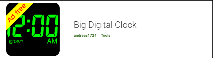 Best clocks for Android