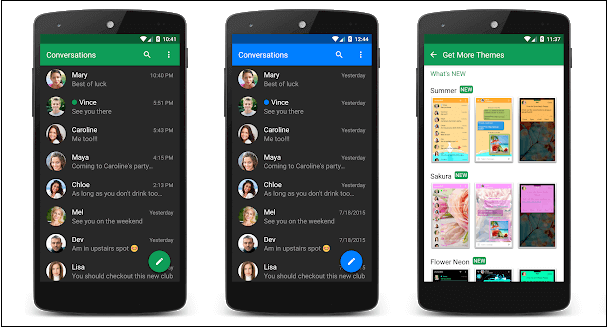 Best messaging app for Android