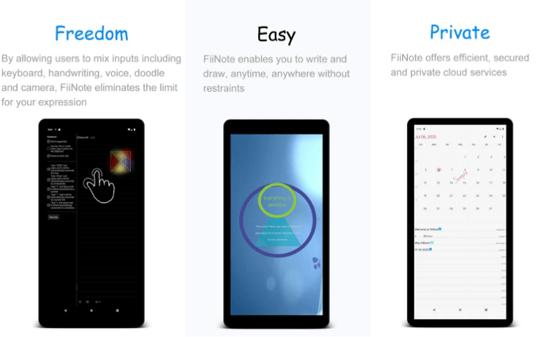 Best notes app for Android