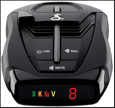 Best Police Radar Detector