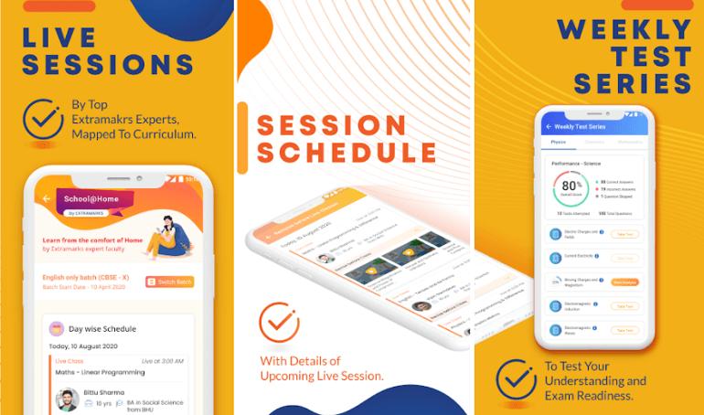 Extramarks Learning App