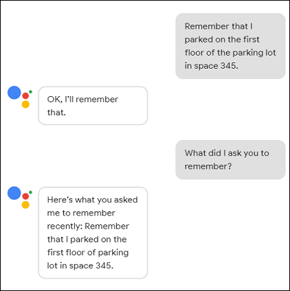 Google Assistant app for Android