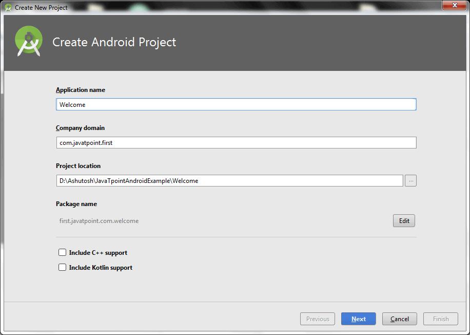 Javatpoint Android Pdf
