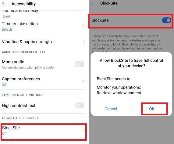 How to Block Website on Android Phone and Computer