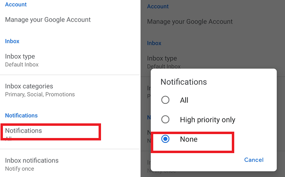 How to Delete Gmail Account on Android Phone
