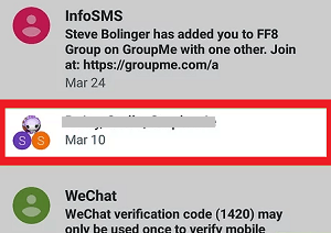 How to Leave a Group Text on Android and iPhone
