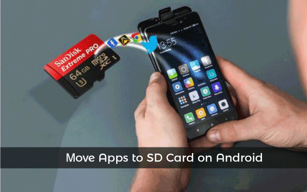How to Move Apps to SD Card on Android