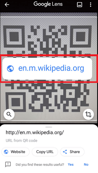 How to Scan QR Code on an Android