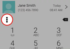 How to see a blocked number and unblock them on Android