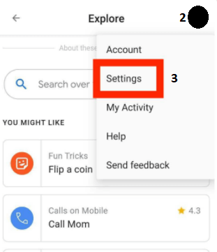 How to turn off Google Assistant on Android