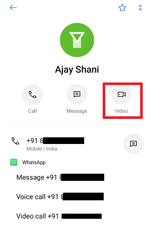 How to Video Call on Android