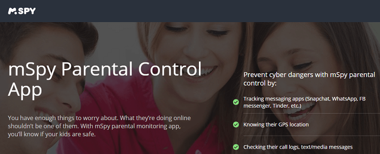 Parental control Android apps