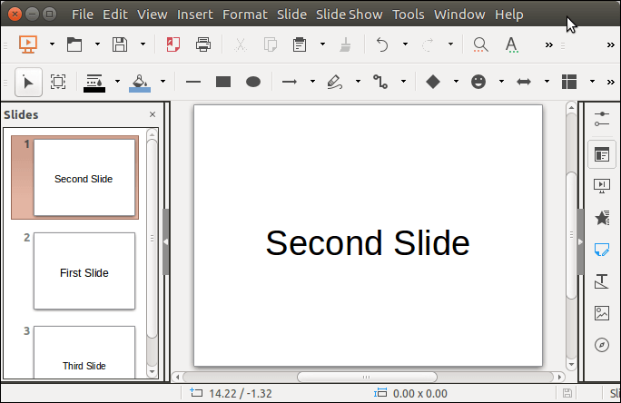 Apache POI Powerpoint Reorder Slide