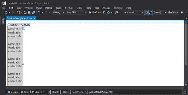 ASP Net Datalist 10