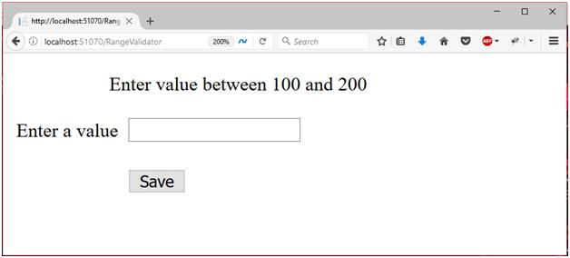 ASP Net Web Form RangeValidator - javatpoint