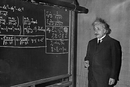 Albert Einstein's Biography