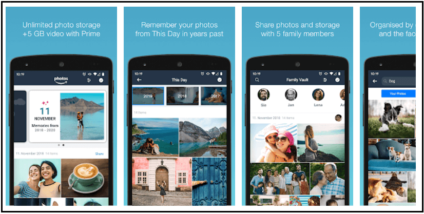 Best Photo backup apps for Android
