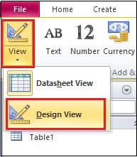 Flat File database