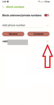 How to Unblock Number