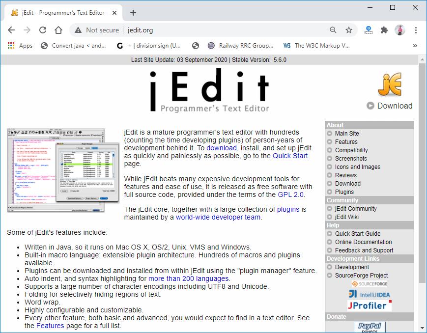 Notepad++ Alternative Software