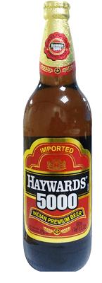 Top 10 Beer brands in India