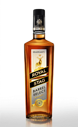 Top 10 Whisky brands in India