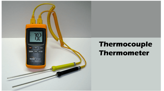 Types of Thermometer