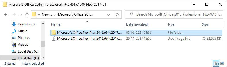 What is an ISO File