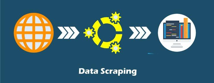 What is data scraping