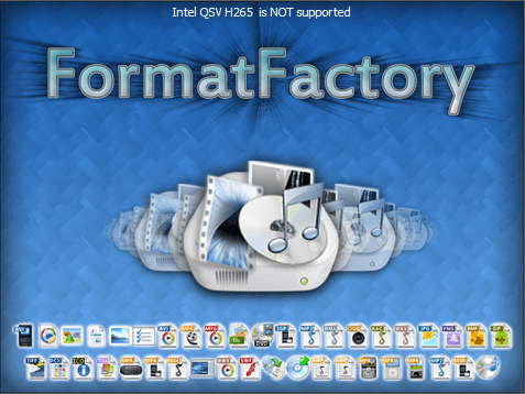 What is Format Factory