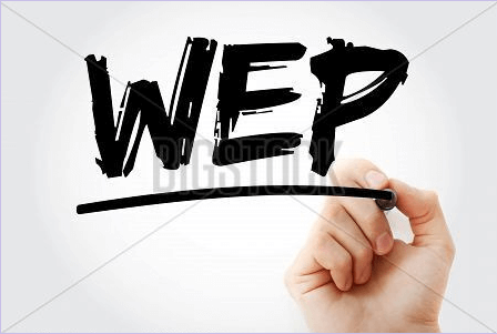 What is WEP?
