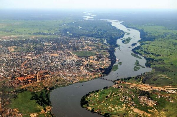 Which is the largest river in the world