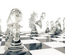 Who invented chess