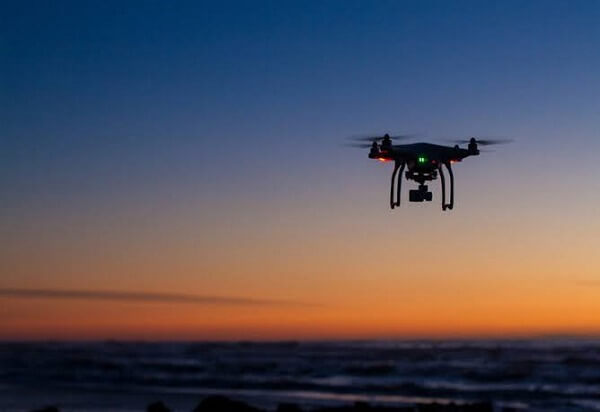 Who Invented Drone