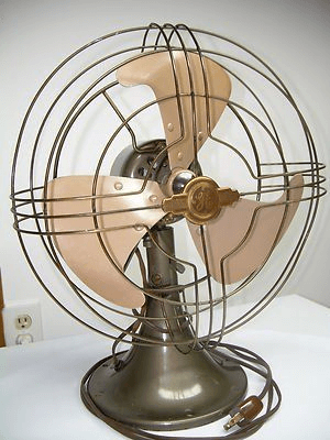 Who Invented Fan