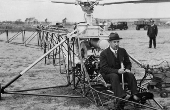 Who Invented Helicopter