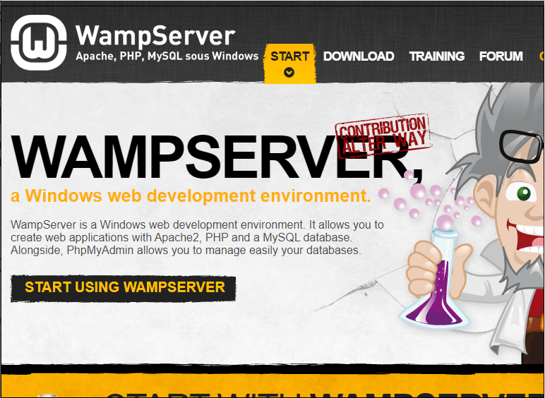 XAMPP Alternatives