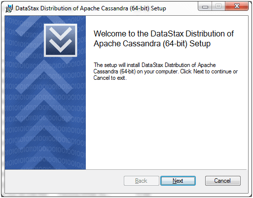 Cassandra Setup and installation 1