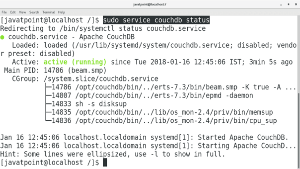 CentOS How to Install CouchDB on CentOS 10