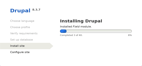 CentOS How to Install Drupal on CentOS 6