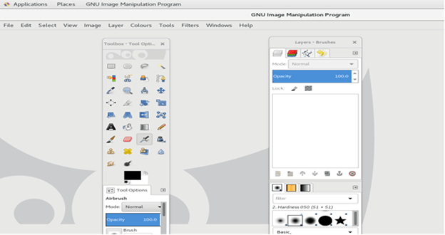 CentOS How to Install GIMP on CentOS 4