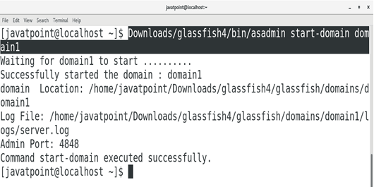 CentOS How to Install Glassfish on CentOS 2