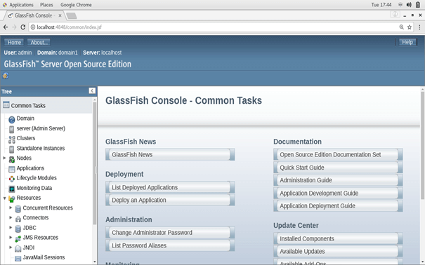 CentOS How to Install Glassfish on CentOS 3