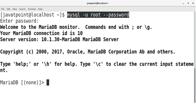 CentOS How to Install MariaDB on CentOS13