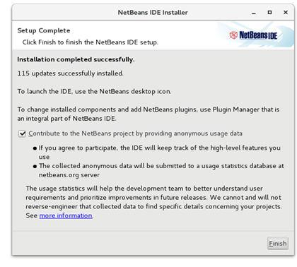 How to Install Netbeans on CentOS - javatpoint
