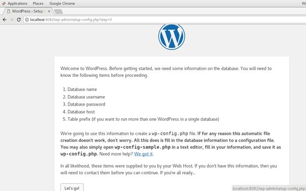 CentOS How to Install WordPress on CentOS 5